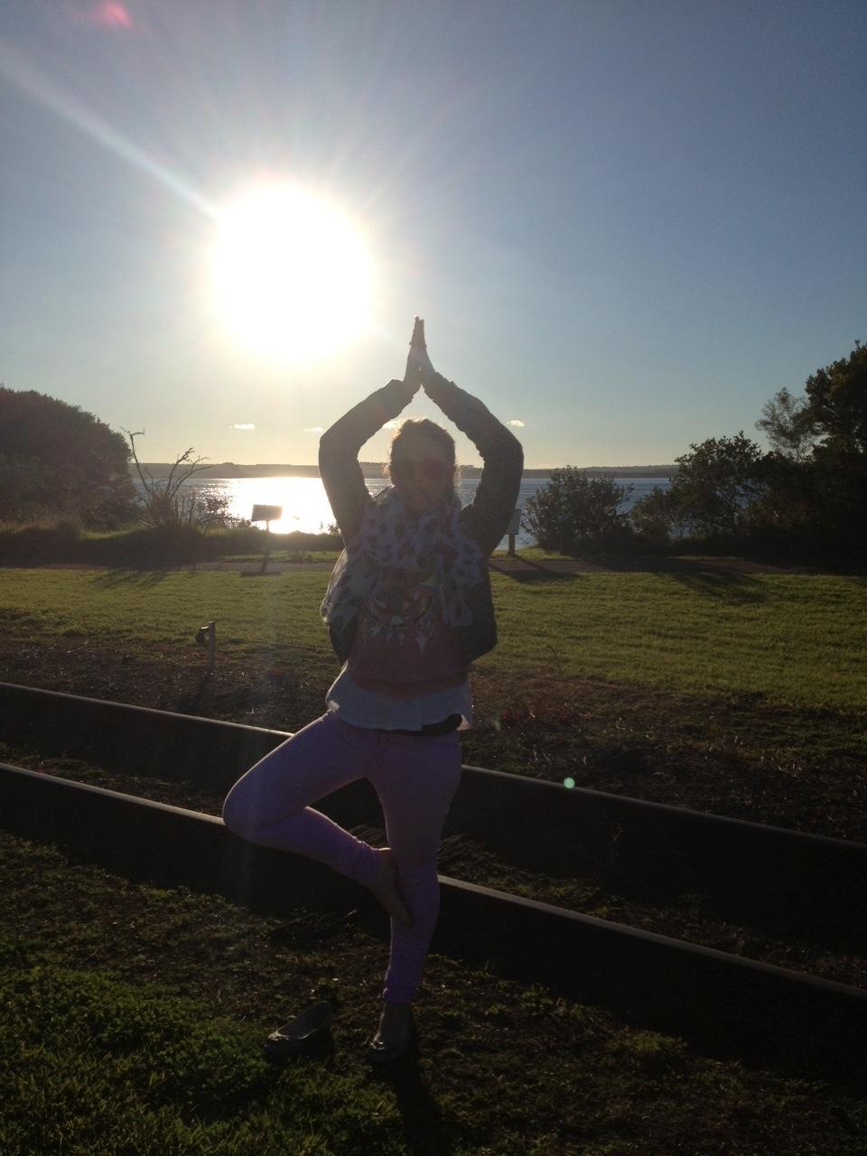 Yoga Amelia